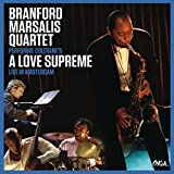 Branford Quartet Marsalis: Coltrane's A Love Supreme Live in Amsterdam (Audio CD)
