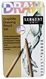 Best Pencils In The Worlds - Sargent Art 22-7283 12 Piece Graphite Drawing Pencil Review