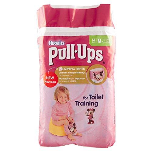 Huggies - Pull-Ups - Pañales - Talla 5 (11-18 kg) - 2 x 14 pañales