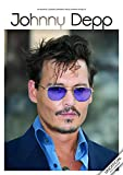 Up Close Calendrier Tribut 2019 - Johnny Depp [Din A3]