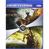 Ira De Titanes + Troya
