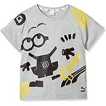 b48060b8ad Puma Niños Minions té Camiseta Regalos de vacaciones