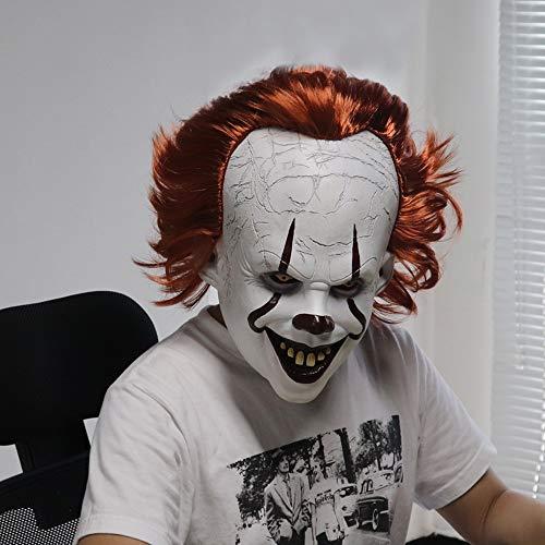 Billig Beängstigend Masken - Joker Maske Stephen King Es Kapitel
