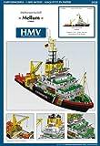 HMV 3420 Kartonmodell Mehrzweckschiff Mellum