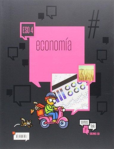 Economía- 4 ESO (Somoslink) - 9788414003107
