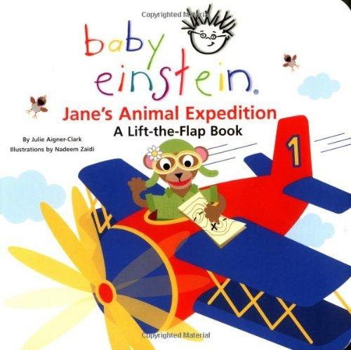 Baby Einstein: Jane's Animal Expedition by Julie Aigner-Clark (May 01,2002)