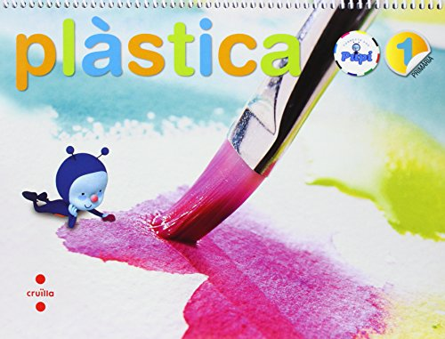 Plàstica. 1 Primària. Connecta amb Pupi - 9788466125697