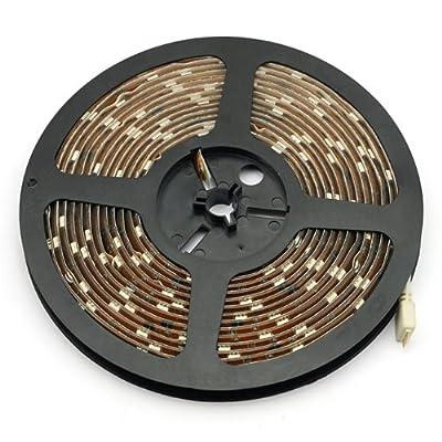 SainStyle RGB SMD5050 5M Wasserdicht LED Strip Leiste Streifen 16 Farbe Mit 24 Taste-Fernbedienung LED-Beleuchtung von RoboTrader auf Lampenhans.de