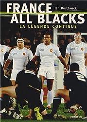 France-All Blacks : La légende continue