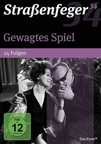 Straßenfeger 34 - Gewagtes Spiel (4 DVDs)