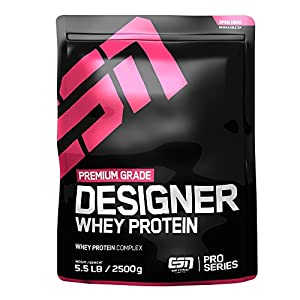 ESN Designer Whey Protein, Double Chocolate, 2,5 kg