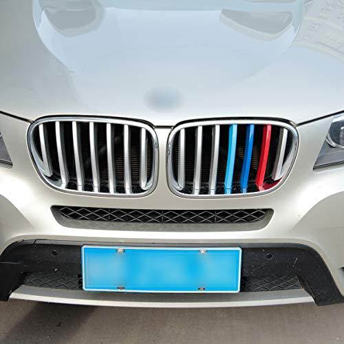 BMW 5 Série E60 E61 bordure de cadre de fenêtre Haut Porte Avant Gauche N//S Chrome
