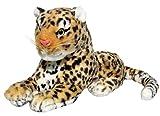 Plüschtier Leopard - liegend - 31 cm