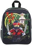 LEGO Mochila LED Ninjago Movie Mochila Escolar Kai Ninjago con Brillantes Espadas