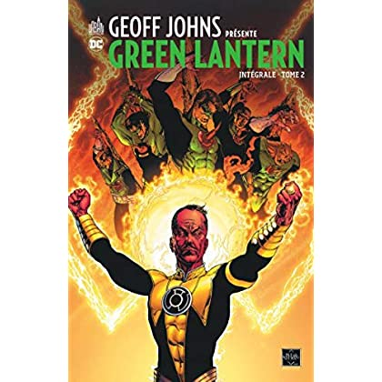 GEOFF JOHNS PRESENTE GREEN LANTERN INTEGRALE 2