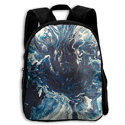 HOJJP Schultasche School Season Kids Backpack Bookbag,Child Frozen in Time Shoulder Bag