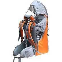 Soporte de Nueva de senderismo mochila Carrier para bebé niño Kid parasol Visor Escudo Shield,