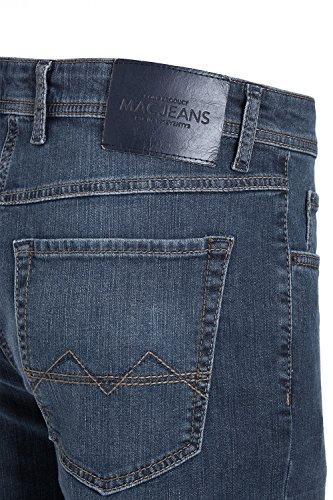 MAC - Jeans - Uni - Homme H677 dark blue used