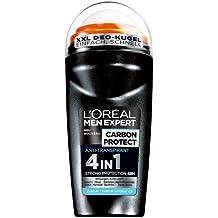 L'oreal Men Expert - Desodorante roll - on, (6 x 50 ml)