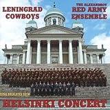 Songtexte von Leningrad Cowboys & The Alexandrov Red Army Ensemble - Total Balalaika Show: Helsinki Concert