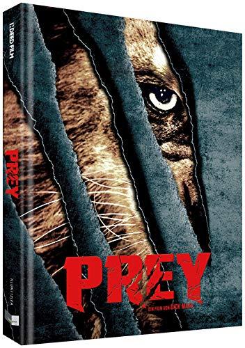 Prey - Beutejagd - 2-Disc Mediabook - Cover A - Limitiert auf 333 Stück - Uncut (+ DVD) [Blu-ray]