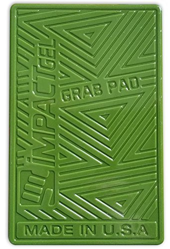 Impact Gel 921-2014-OD Grab Pad Sticky Handyhalter Olive -