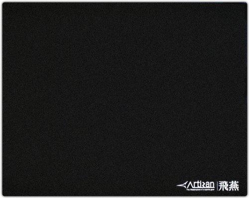 Preisvergleich Produktbild Hien Weich L Japan schwarz | Samurai Gaming Mauspad (Made in Japan)