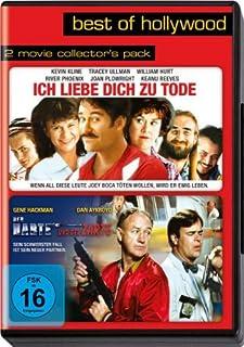 Best of Hollywood - 2 Movie Collector's Pack: Ich liebe Dich zu Tode / Der Harte und der Zarte [2 DVDs]