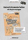 Buch+: Unterrichtsmaterialien mit Kopiervorlagen zu Highway to Hamburg