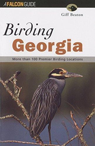Birding Series (Birding Georgia (Regional Birding Series) 1st edition by Beaton, Giff (2000) Taschenbuch)