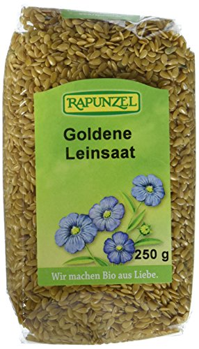 Rapunzel Leinsaat gold, 8er Pack (8 x 250 g)