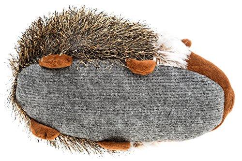 Chinelos Gr Castanho Chinelos Animais 36 46 Gibra® Hedgehog UTq5HH