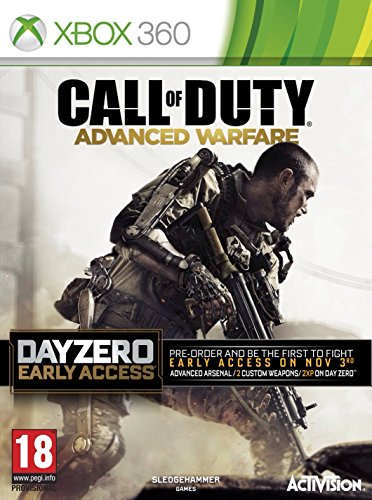 Call of duty: advanced warfare - day zero edition - xbox 360 [edizione: regno unito]