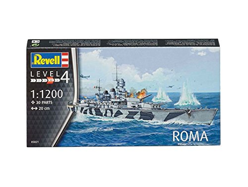 Revell 05821–roma in scala 1:1200