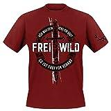 Frei.Wild - Frei von Verrat T-Shirt, Farbe: Rot