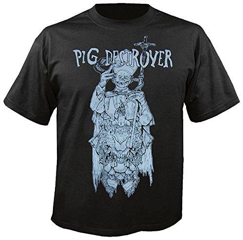 Pig Destroyer - Atheist - T-Shirt Größe L