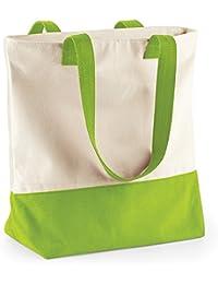 Bagbase Unisex Westcove Canvas Tote Bag