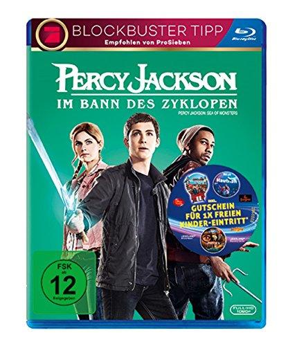 Percy Jackson - Im Bann des Zyklopen (Blu-ray)
