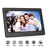 EastPoint Digital Photo Frame 7 Inch, 1080x800 Full HD IPS Display Photo/Music/Video Player