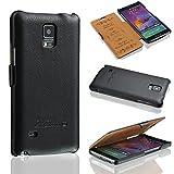 Ledertasche für Samsung Galaxy Note 4 - ***ECHT LEDER -