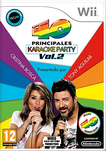 LOS 40 PRINCIPALES   VOLUMEN 2