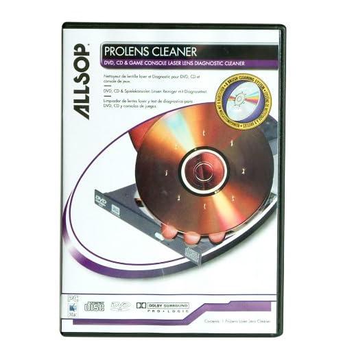 51ylzrpal6L. SS500  - Allsop 59147 ProLens Laser Lens Diagnostic Cleaner for DVD and CD