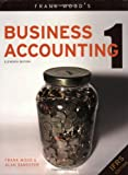 Frank Wood's Business Accounting: v. 1