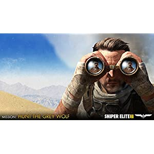 Sniper Elite 3 – Hunt the Grey Wolf DLC [PC Steam Code]