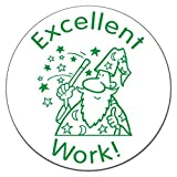 """Primary Teaching Services""""Excellent travail Wizard pré-encré école Marquage"""" Stamper"""