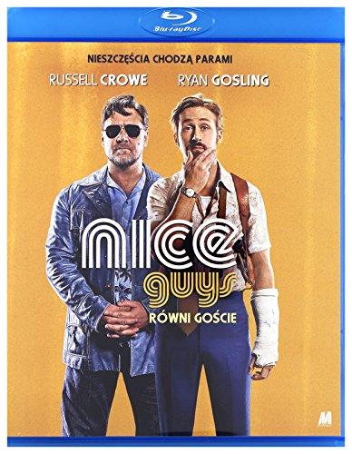 The Nice Guys [Blu-Ray] [Region B] (IMPORT) (Keine deutsche Version)