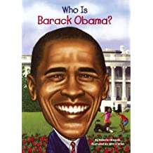 Who Is Barack Obama? (Turtleback School & Library Binding Edition) (Who Was...?) by Roberta Edwards (2009-12-24)