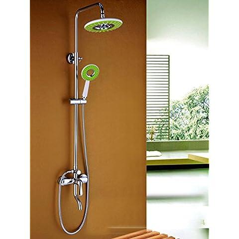 General cobre contemporánea ducha de lujo el grifo de la ducha , 1