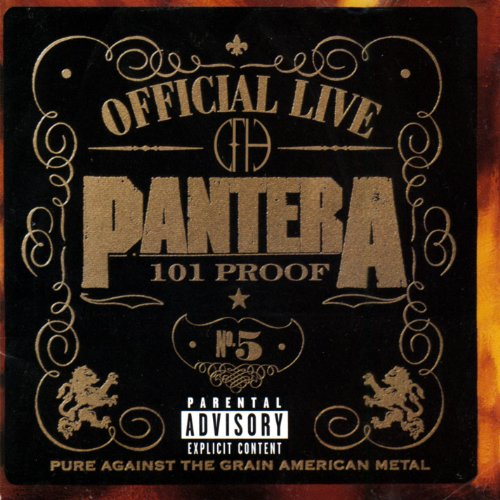 Official Live: 101 Proof [Expl...
