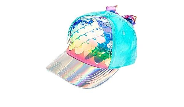 6daa03c9178 Jojo siwa Ombre Holographic Baseball Cap  Amazon.co.uk  Toys   Games